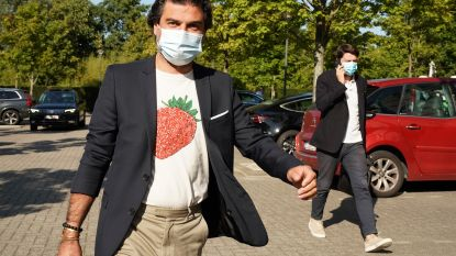 """Mehdi Bayat blijft kalm na jackpot Osimhen: """"We gaan niet met onze kredietkaart zwaaien"""""""