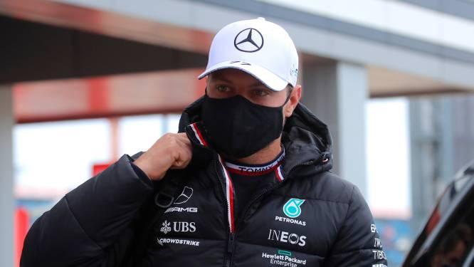 Tactische zet Mercedes: Bottas moet met motorwissel inhaalrace Verstappen voorkomen