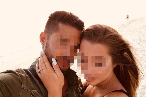 De man wordt ervan verdacht zijn vriendin te hebben gedood.