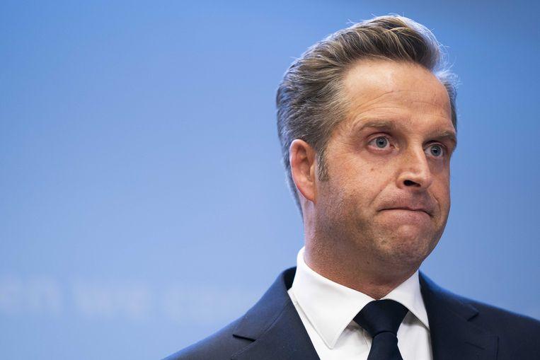 Hugo de Jonge Beeld ANP