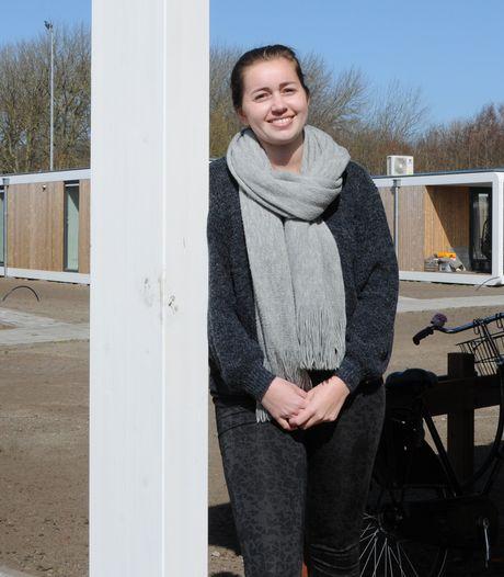 Flexwoningen als wapen in de strijd tegen woningnood Schouwse jongeren