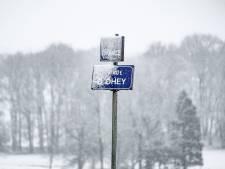 De la neige et des routes glissantes ce samedi