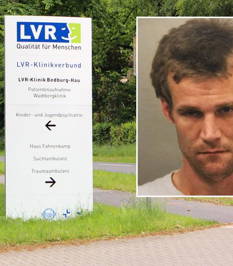 Gevaarlijke, ontsnapte gevangene uit Kleef gearresteerd in Bonn