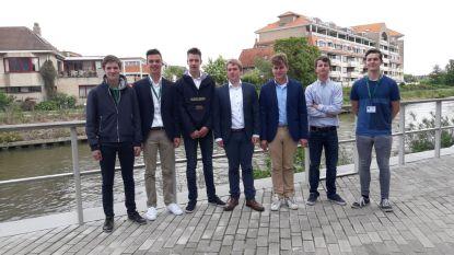Deze VTI-leerlingen hebben met hun eindwerk indruk gemaakt op de ondernemerswereld