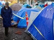 Vrouw dood in tentenkamp Occupy Vancouver