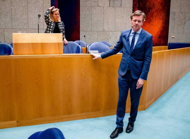 Joël Voordewind (Christenunie). Beeld ANP