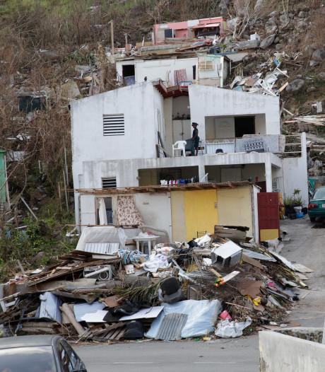 550 miljoen euro hulpgeld Sint-Maarten is nog nauwelijks besteed