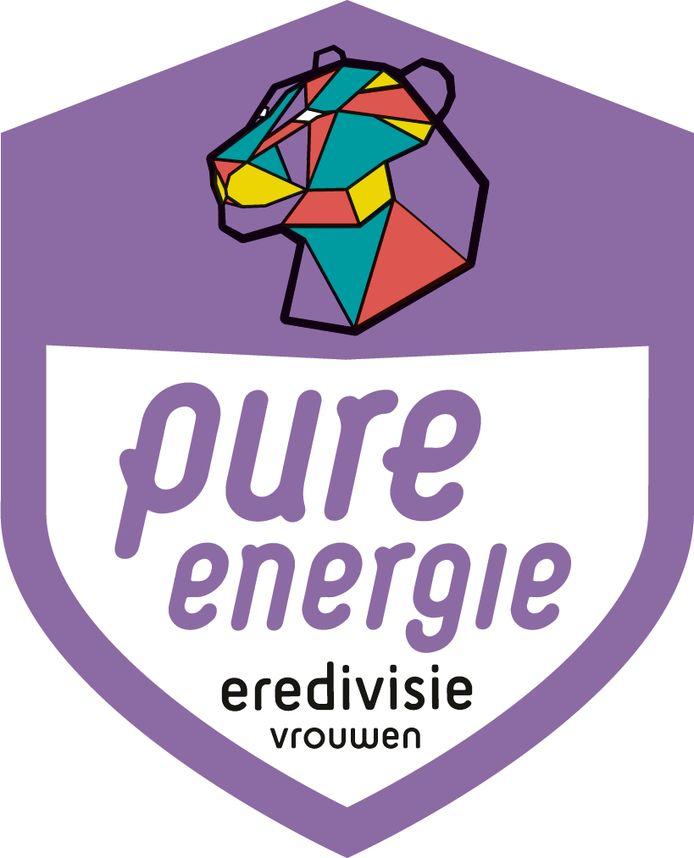 Het nieuwe logo van de competitie