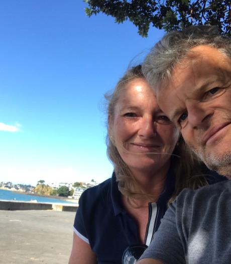 'You look too happy, go home!' Maar Anita en Han uit Beekbergen kunnen niet weg uit Nieuw-Zeeland