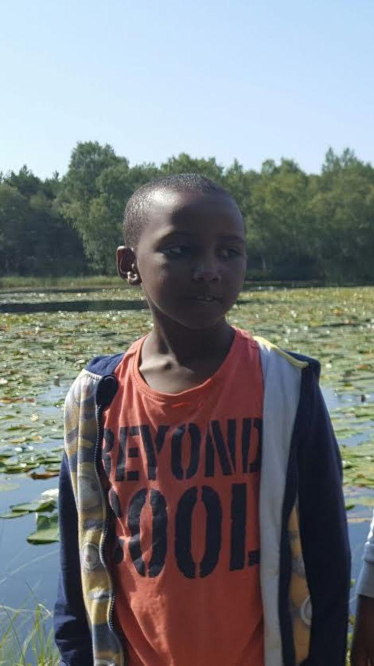 Yuusuf Warsame. Beeld vrijgegeven door familie