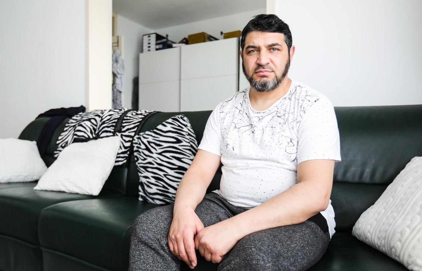Gyven Hasani: 'Een Canta is zo'n uitkomst, de jongens kunnen niet zelfstandig naar school.'