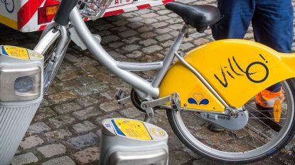 Banden doorknippen met Villo kost Brussels Gewest hoop geld
