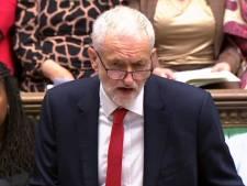 'Corbyn steunt nieuw Brexitreferendum'