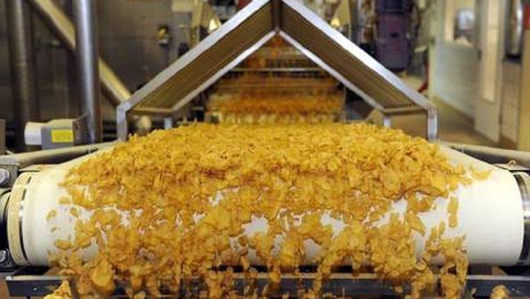 Door klimaatverandering gaan de cornflakes van Kellogg de komende jaren flink duurder worden