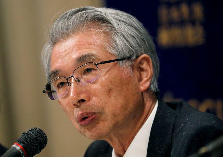 Junichiro Hironaka stapt op als advocaat van Ghosn.