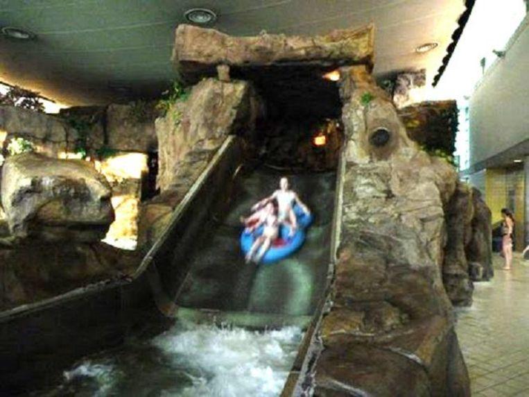 Coco Wave, Aquafun in Sportiom, Den Bosch Beeld