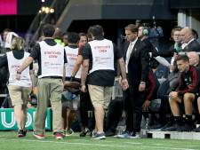 Frank de Boer wint met Atlanta ondanks uitvallen topscorer Martínez