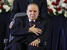 Algerijnse president zwicht en treedt af