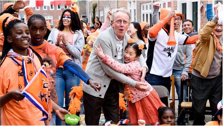 Gek van Oranje Beeld
