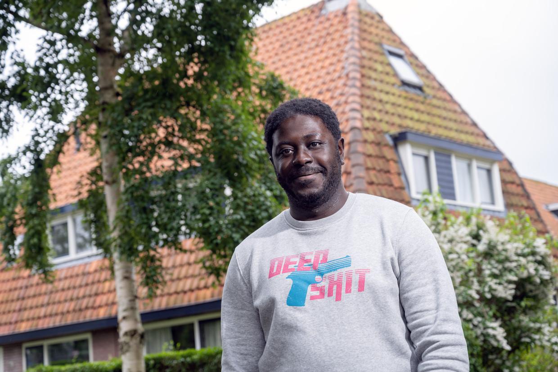 André Dongelmans in Bergen, 30 juni 2021.