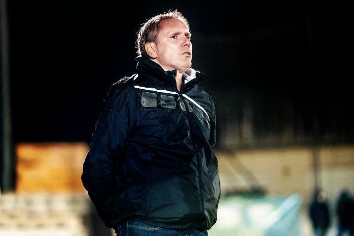 Frank De Wispelaere vindt dat de bekerwedstrijd tegen Houthulst te vroeg komt.
