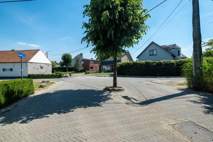 LEEST Op het kruispunt van Ten Moortele met de Vinkstraat plant de stad paaltjes vanaf volgende week.