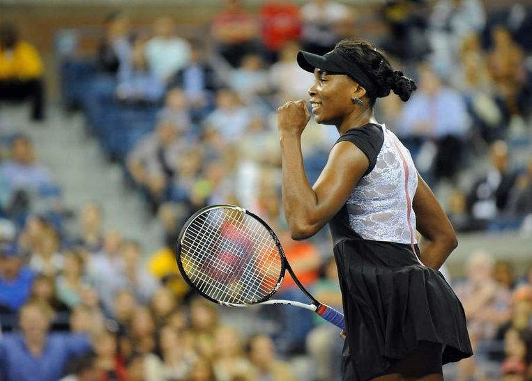 Venus Williams. Beeld afp