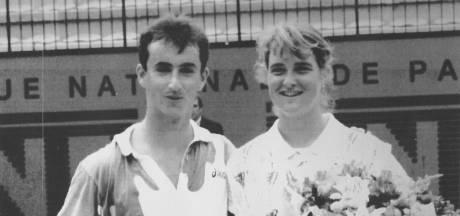 Toen Menno Oosting vijf jaar voor zijn tragische dood met Kristie Boogert op Roland Garros won