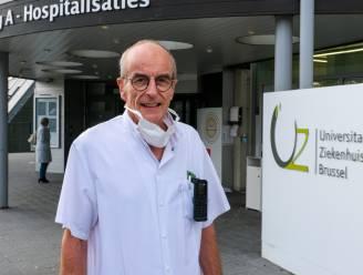 """Diensthoofd Intensieve Zorgen UZ Brussel haalt uit naar niet-gevaccineerde coronapatiënten die bedden blijven innemen: """"Hun egoïsme zet rem op dagelijkse zorg"""""""