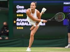 Pliskova, Sabalenka, Kerber en Barty naar halve finales op Wimbledon