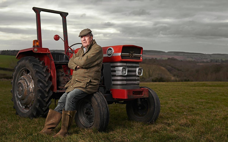 Clarkson's Farm Beeld Amazon Prime