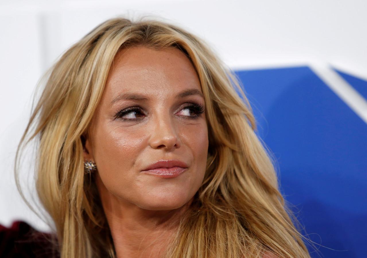 Britney Spears en 2016