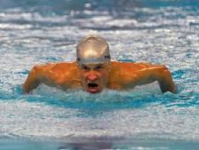Piet Schop is Zeeuwse gouddelver bij NK zwemmen voor masters