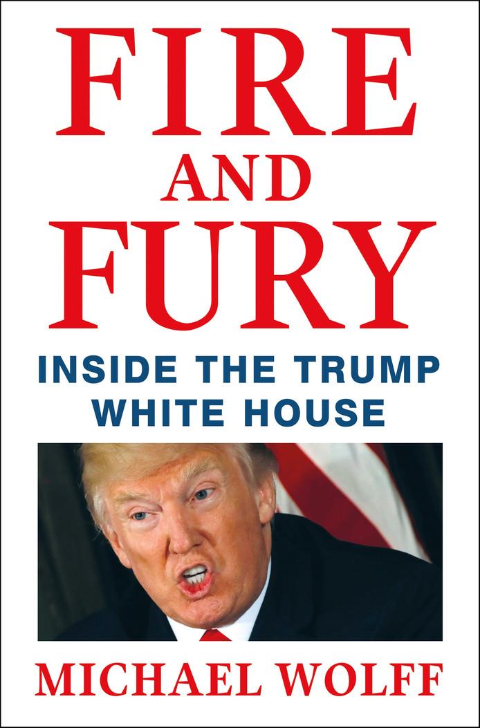 De cover van het controversiële boek.