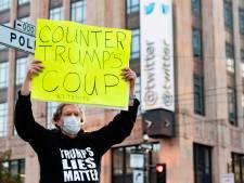 L'appel de trumpistes à manifester devant le siège de Twitter fait un flop