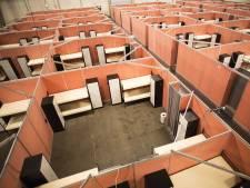 Noodopvang voor 350 asielzoekers in de Zeelandhallen