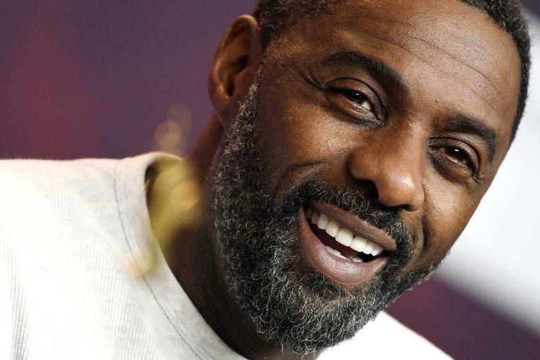 Idris Elba. Beeld EPA