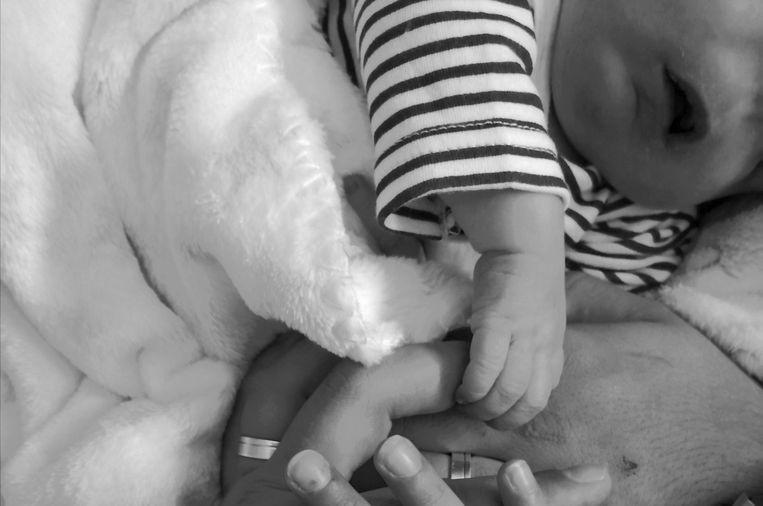 De moeder van Rodrigo postte deze foto van haar zoon op Facebook.