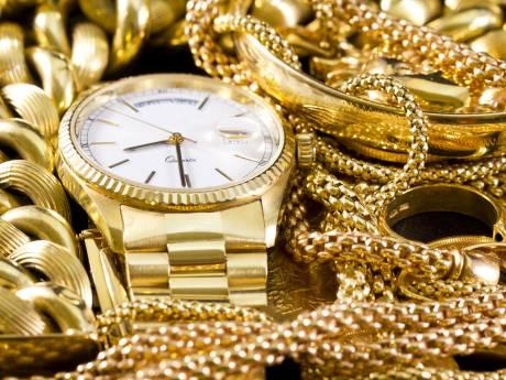 Inval Belastingdienst bij Rotterdamse juwelier