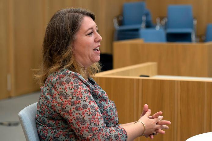 """Jeugdrechter Susanne Tempel, verbonden aan de rechtbank Zeeland-West-Brabant: ,,Kinderen met de meest ingewikkelde problemen blijven tussen wal en schip vallen. Dat vind ik heel schrijnend."""""""