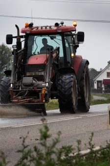 Blubber op de Betuwse wegen: oppassen voor de automobilist en de fietser