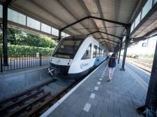 Voorlopig geen treinverkeer tussen Hardenberg en Almelo