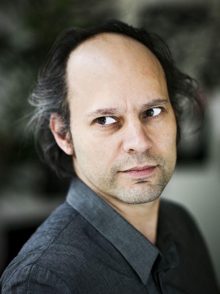 Gentenaar Peter Krüger. Beeld rv