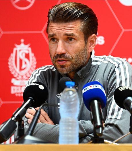 """Luka Elsner et son staff présentés au Standard: """"On peut changer les choses"""""""