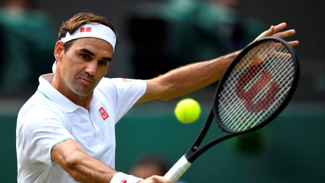 Federer zegt dat herstel voorspoedig verloopt: 'Het ergste is achter de rug'