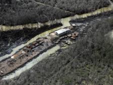 Rapport: Shells schoonmaak van zware olievervuiling in Nigeria schiet ernstig tekort