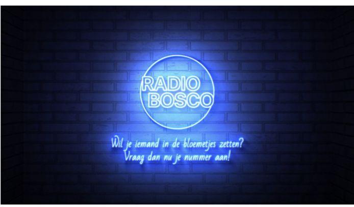 Radio Bosco is er op 28 en 29 februari