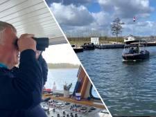 Zoektocht naar vermiste kanoër bij Zeewolde hervat
