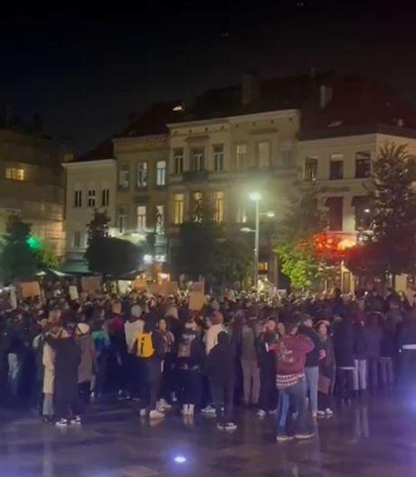 Nouvelle manifestation contre les agressions sexuelles dans le quartier étudiant d'Ixelles