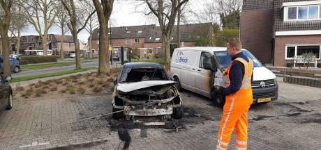Autobrand maakt einde aan maanden durend mysterie in Apeldoorn